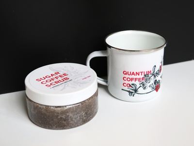 Quantum Coffee - Holiday Gift Set