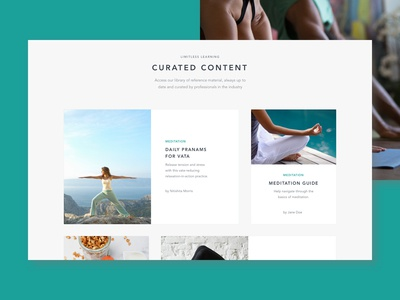 Yoga International - Curated Content