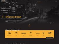 Inteliza homepage 20170910
