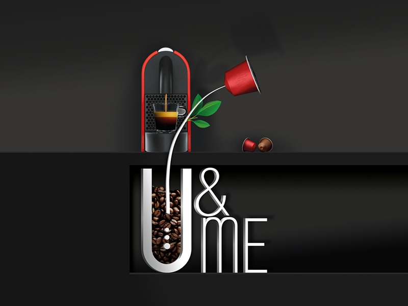 Nespresso U&Me by Poinfre! - Dribbble