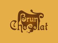 Brun Chocolat Logo