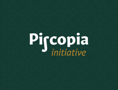 My first brand comission: Piscopia Initiative