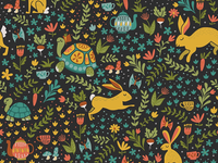 Tortoise and the Hare Pattern
