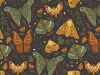 Autumn Moths