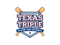 Texas Triple Logo