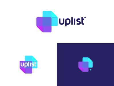Up bright layer edit photo paper doc list up logo