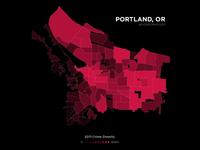 Portland Choropleth