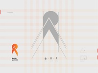 Roal House Logo Design