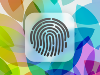 Touch ID Translucent