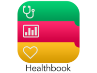 Healthbook iOS 8 Mockup