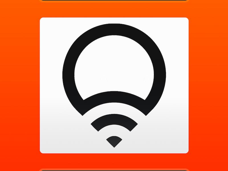 #PebbleAppChallenge #LIFX Icon ios android lifx pebble
