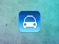 Parking Spot Finder iCon