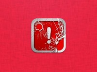 Emergency iOS iCon