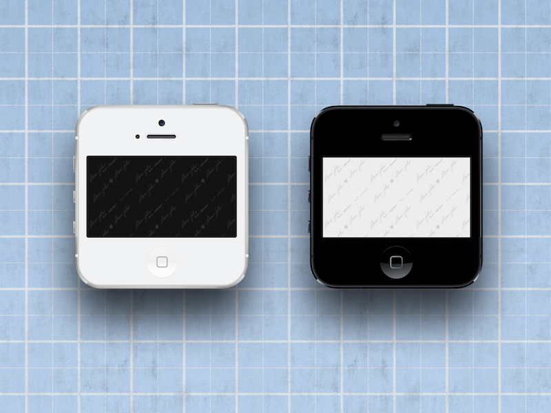 iPhone 5 Icons for iOS Devices ios iphone ipod ipad icon 5 retina