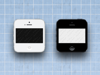 iPhone 5 Icons for iOS Devices