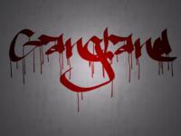 Gangland Graffiti Typography
