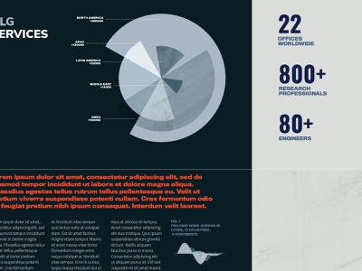 Textured infographics brand identity study layout grid details infographic texture