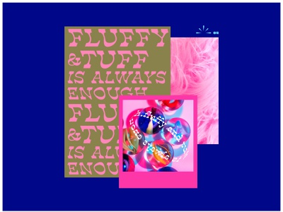 F+T texture moodboard color art board study design typography type