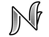 N Monogram