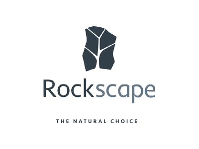 Rockscape Logo logo branding brand
