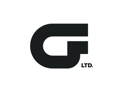 G monogram for a towing and recovery company towing logo g monograom