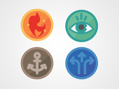 Career Insights Icons