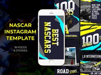 Nascar Full Package Instagram