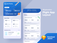 #Exploration Flight App