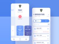 Police Dept App - Exploration
