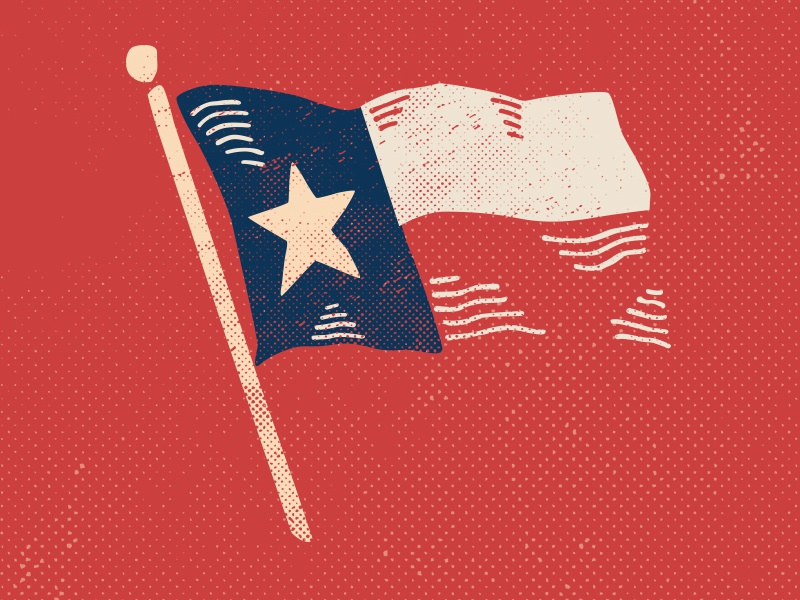 Back In The Sadddle lone star star flag texas
