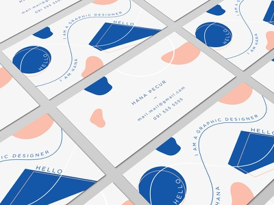 Personal branding business cards identity branding