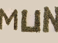 Weed Font