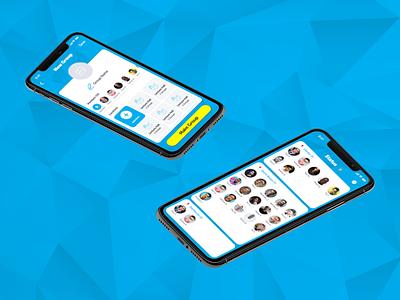 Mobile App ios app design ui ux mobile