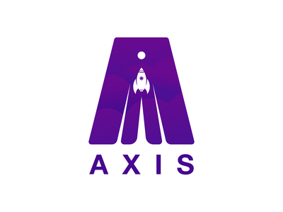 Axis Logo minimal branding illustration vector logo