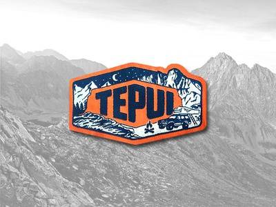 Tepui - Off The Grid Patch