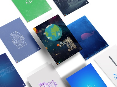 POSTER.ME COMING SOON print christ poster space planets galaxy earth creation posters god jesus bible