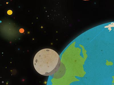 IN THE BEGINNING - ANIMATION beginning god jesus world animation video flat design bible