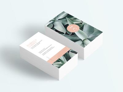 I/C - Business Card