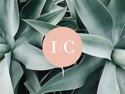 I/C - Logo