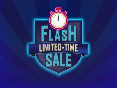 Flash Sale - Email