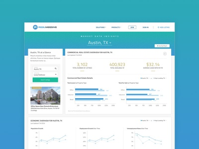 RM DotCom Landing Page Concept website landing page web branding ui ux