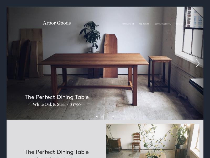 Daily UI #12 - E-Commerce Shop (Single Item) dailyui