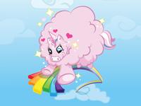 🎵Pink Fluffy Unicorns Dancing on Rainbows 🎵