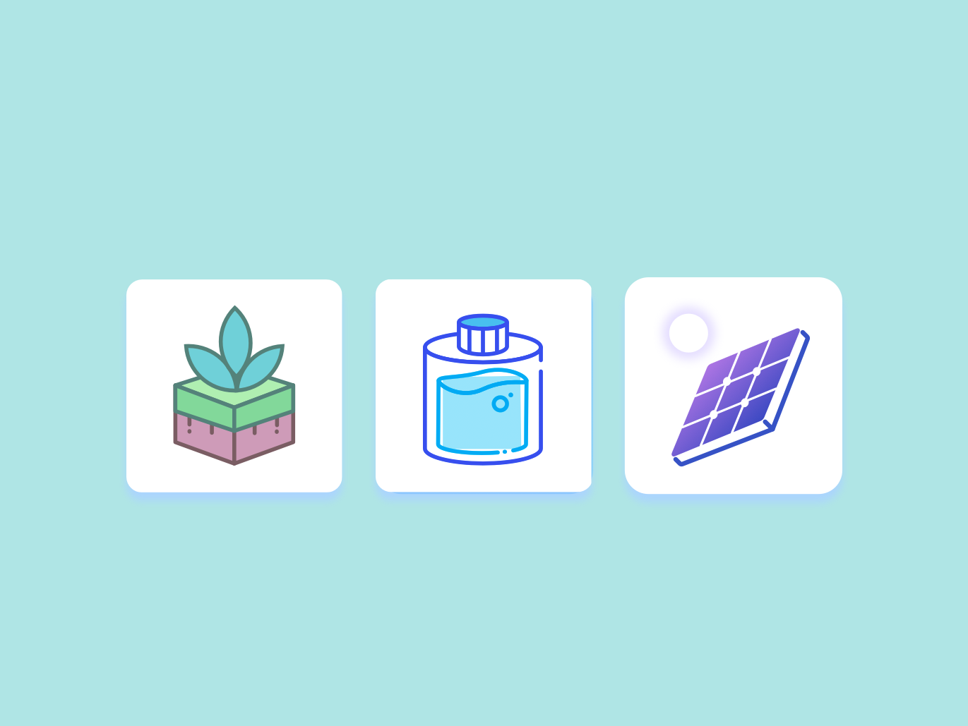 Daily UI 005 - App Icons isometric art green environmental awareness app icon dailyui daily ui 005 adobe illustrator 2d