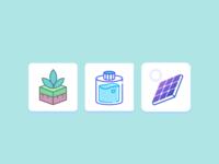 Daily UI 005 - App Icons