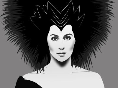 Cher Vector