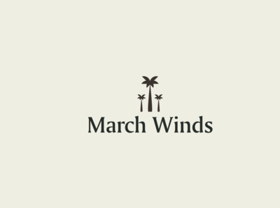March Winds farm (Rejected Logomark)