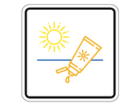 Sunscreen Pictogram 2