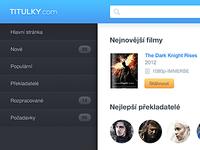Subtitles Web App