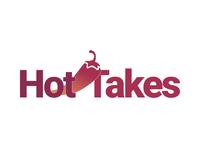 Hot Takes Logo Concept